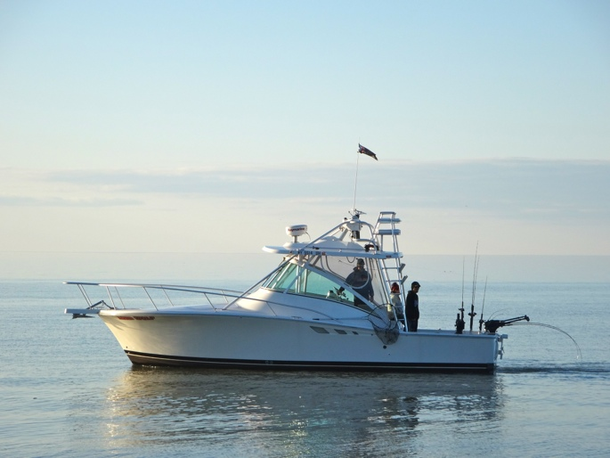 Lone Wolf Luhrs 32 Open